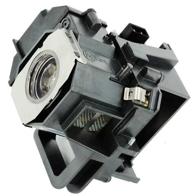 Charming ELPLP49 Projector Lamp Bulb For EPSON PowerLite Home Cinema 8350 6100 8100  8345 200 Watt