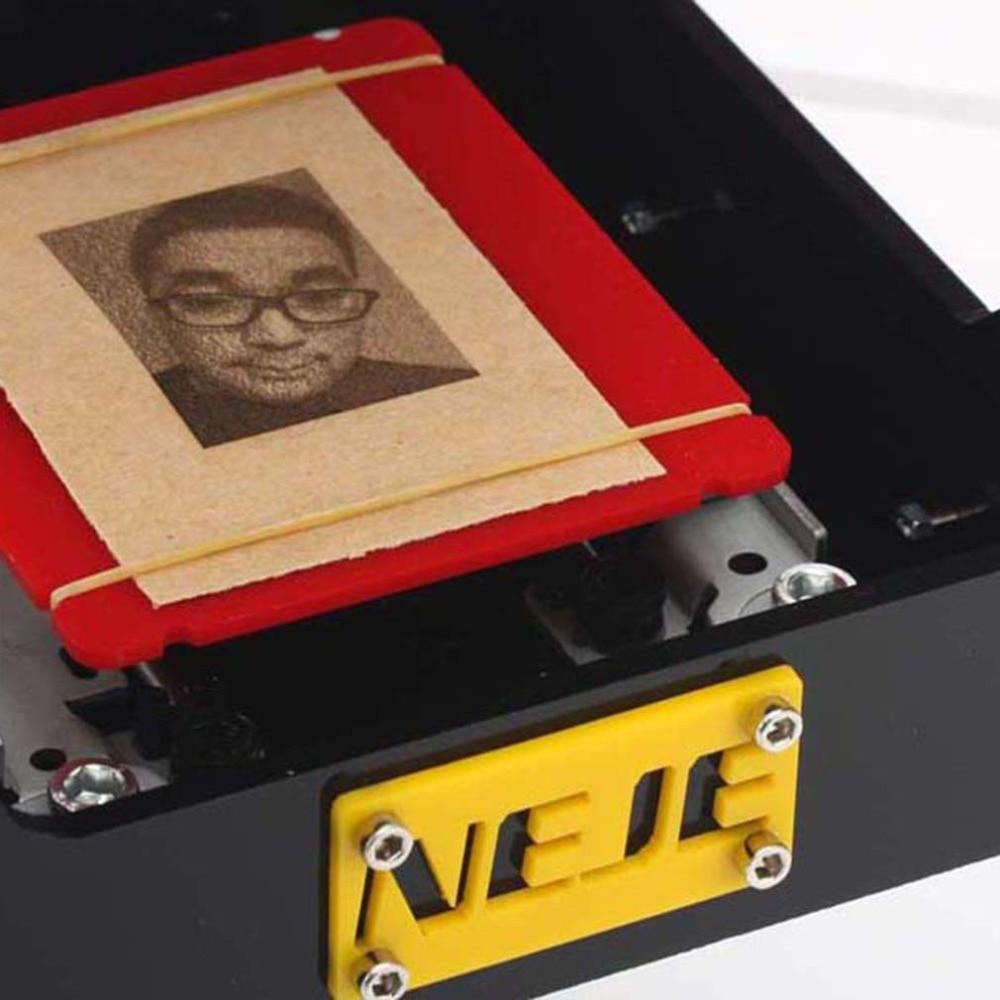 NEJE DK-BL 1500mW DIY USB Bluetooth Mini Advanced Laser Engraving Machine op