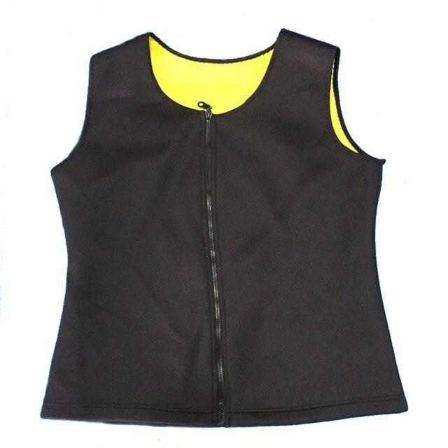 Men Slimming Vest Neoprene Shaper Sweat Thermal Belt Body Shaper Posture Trimmer Waist Abdomen Trainer Corsets  Shapers