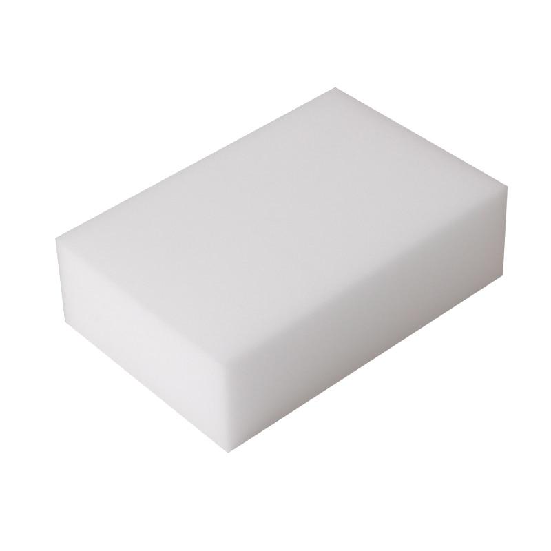 200pcs/lot White Magic Sponge Eraser Melamine Cleaner,multi-functional sponge for Cleaning100x60x20mm