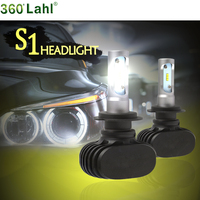 S1 Auto Car Headlight Lamp H4 H7 Led Bulbs 12v 9005 9006 Hb4 H27 880 H3