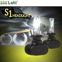 S1 Auto Car Headlight Lamp H4 H7 Led Bulbs 12v 9005 9006 Hb4 H27 880 H3