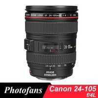 Canon 24-105mm f4 lens Canon EF 24-105 mm f/4L IS USM Lenses