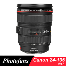 Canon 24-105 мм f4 объектив canon ef 24-105mm f/4L IS USM Объективы