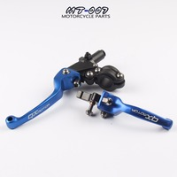 Free Shipping ASV F3 Series 2ND Clutch And Brake Folding Lever For Dirt Pit Bikes MX