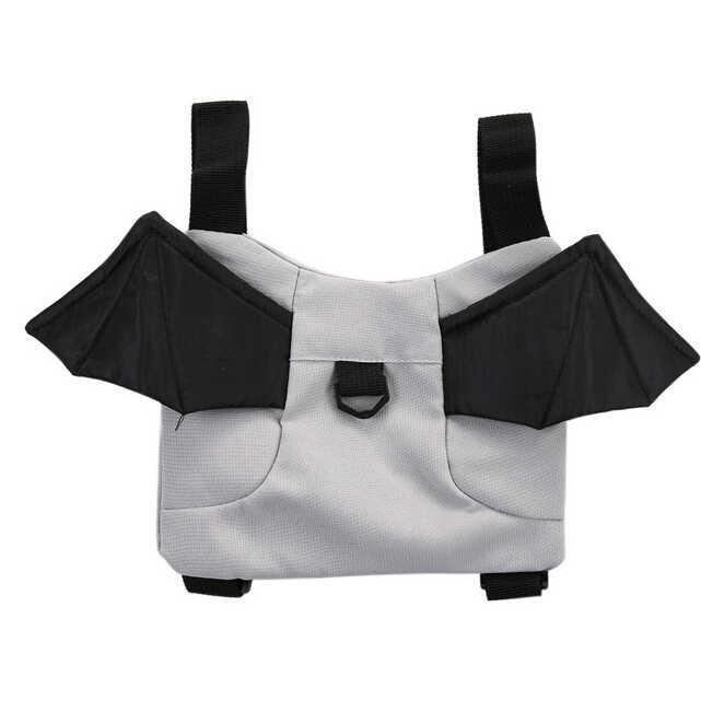 Pudcoco nowa dzieciak chłopiec dziewczyna szelki bezpieczeństwa podróży Bat, plecak, torba na ramię, plecak działalności ochronna plecak dziecięcy uprząż