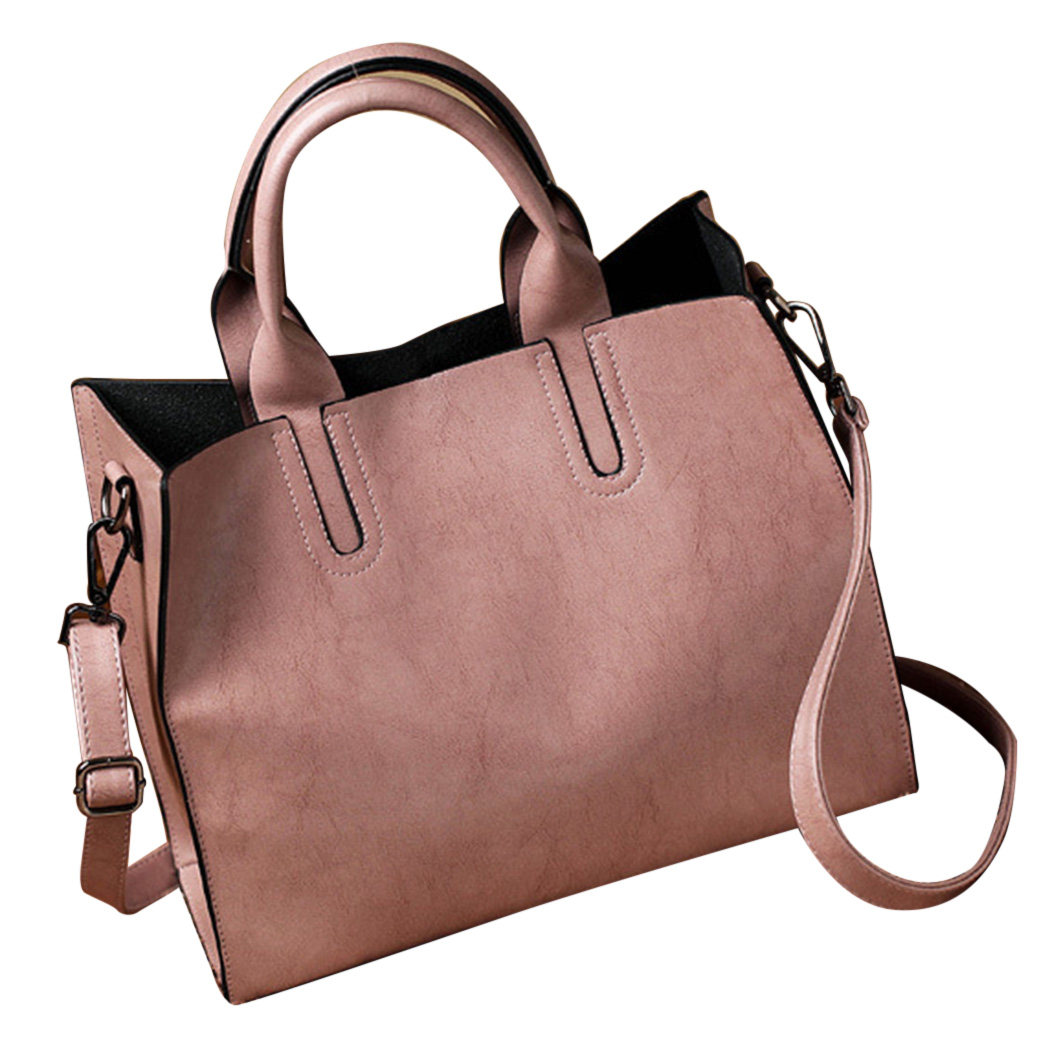 PU Leather Tote Bag Handbags Women Famous Brands Lady s Lacquered Bag Red  Handbag for Women Shoulder f546cf51c2
