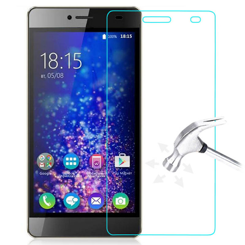 1PCS Ultra-thin Tempered Glass for BQ BQS-5070 BQS 5070 Magic smartphone mobile Screen Protector Film Protective Screen Cover