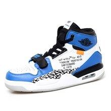 free shipping 79e32 92a22 Unisex Air Cushion choque zapatos de baloncesto antideslizantes Jordan  zapatos Zapatillas hombres Jordan Retro Zapatillas Hombre