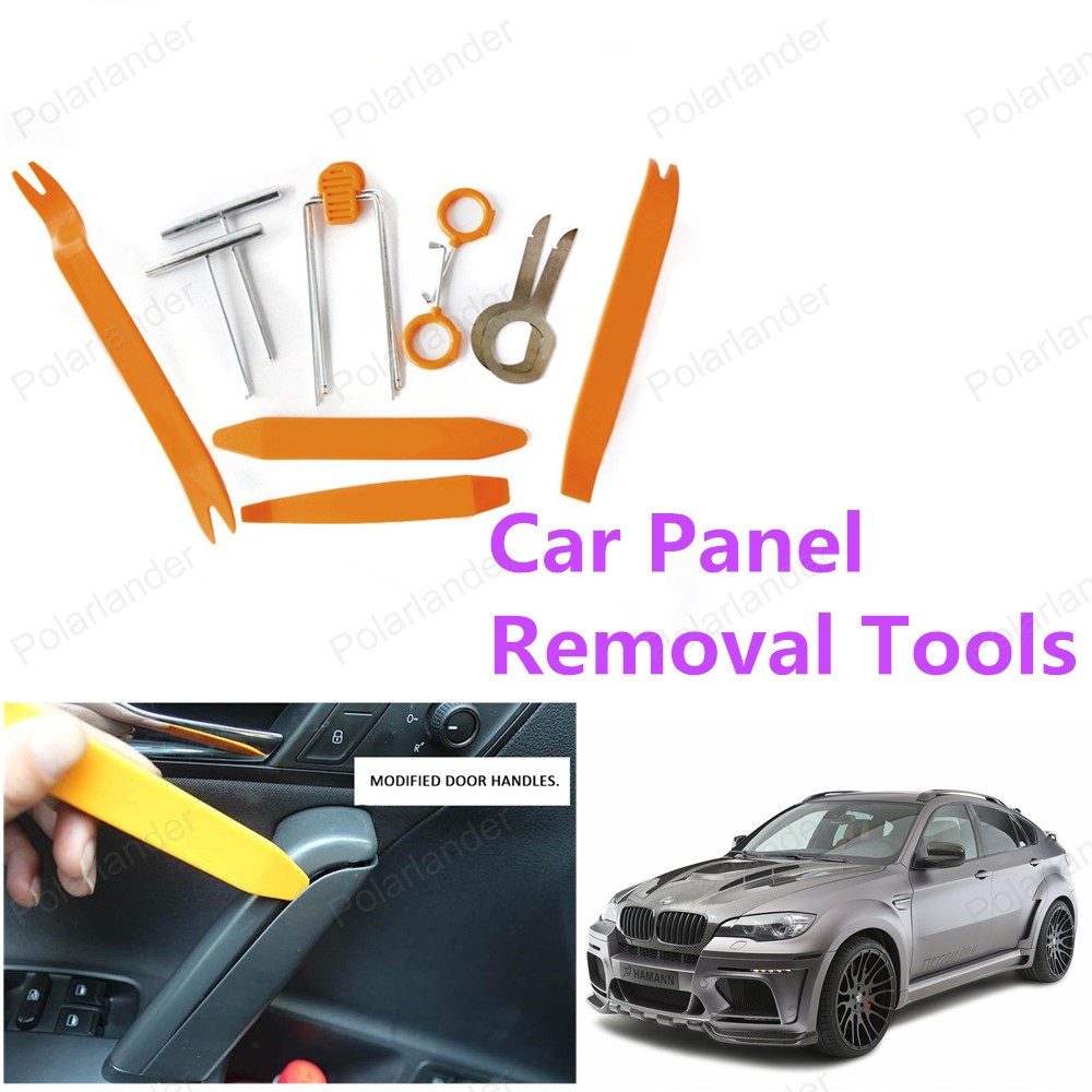 12 Pcs/set Hot sale Car Repair Tool Set Car Panel Removal Tool High Quality