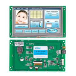 Поддержка любого микроконтроллера умный TFT lcd сенсорный дисплей модуль 7,0 дюймов