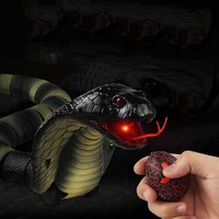 Tricky Toy Remote Control Cobra Adult Creative Novelty Gift Spoof Whole Person Artifact Infrared Scary Toy