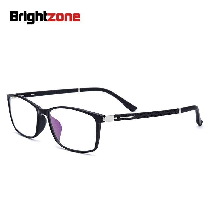 4fb87d6d00 Brightzone negocios hombre full RIM tr90 llanura miopía hipermetropía  astigmatismo gafas RX prescripción Gafas Marcos - a.spelacasino.me