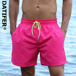 Datifer Mens Board Shorts Surf Swimwear Beach Short Man Swim Shorts Summer Male Athletic Running Gym Shorts Man Size 3XL