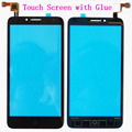 original Touch Screen Digitizer For Alcatel One Touch Fierce OT5054 5054 5054D touchscreen front glass panel lens free shipping