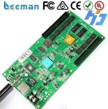 Smd на открытом воздухе P10 светодиодный дисплей модуль 32 x 16 HD-C1 асинхронный RGB P10 из светодиодов управление карта