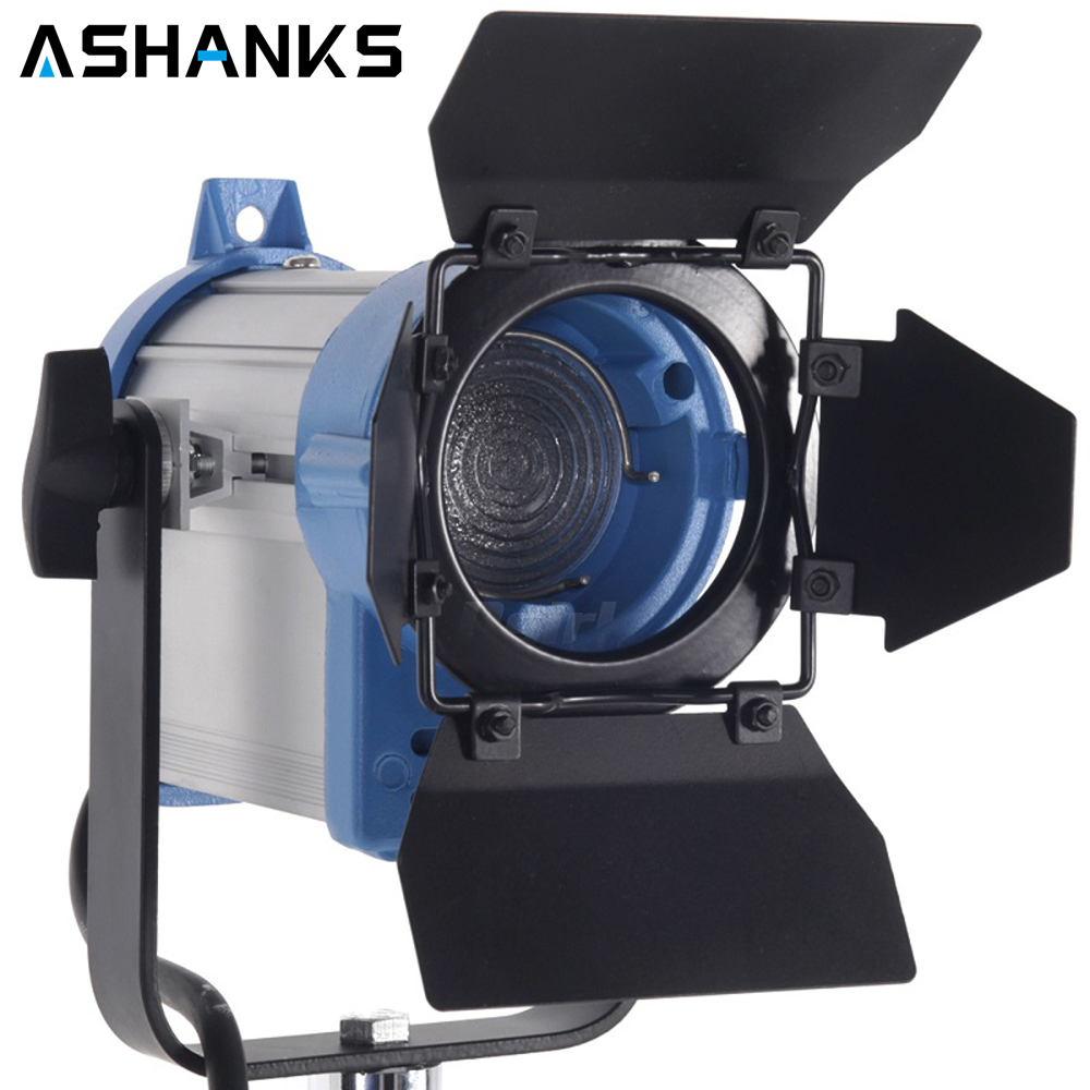 Photographic equipment 150W Fresnel Tungsten Spotlight Lighting for Studio Video+Bulb+Barndor camera cp50 professional photographic equipment heavy duty dolly camera tripod pulley bearing wheel studio light photographic lighting