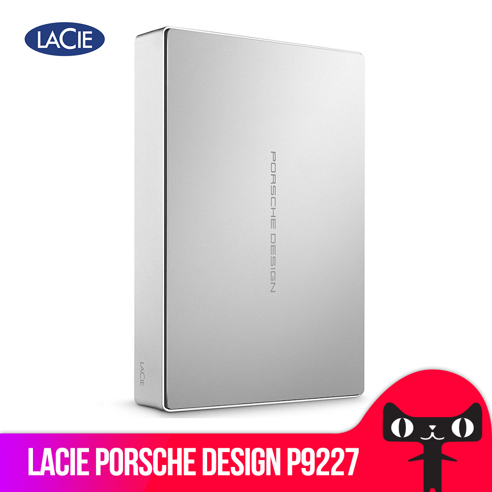 Externer Speicher Seagate Lacie Porsche Design Desktop Stick 4 Tb 6 Tb 8 Tb Desktop Festplatte P9237 3,5 externe Hdd Usb 3.1 Typ C Für Pc Laptop Die Neueste Mode