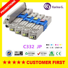 Remanufactured Toner Cartridge for OKI C332dn MC363dn etc.