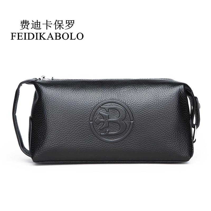 100% Genuine Leather Men Wallets Black Male Clutch Bags Cow Leather Men Purses Man Purse Fashion Long Men Clutches Top Quality Men Men's Bags Men's Wallets cb5feb1b7314637725a2e7: Brown|black