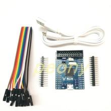 STM32F105RBT6 النواة مجلس الحد الأدنى نظام مجلس التنمية البسيطة STM32F105 مجلس الأساسية