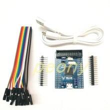 STM32F105RBT6 płyta główna minimalna płyta rozwojowa systemu Mini płyta STM32F105 płyta główna