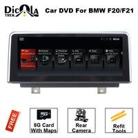 10,25 сенсорный 1280*480 ips Экран 2G RAM + 16G ROM Android 6,0 автомобиль DVD gps для BMW 1 серии F20/F21 оригинальный НБТ OS 2011 2016