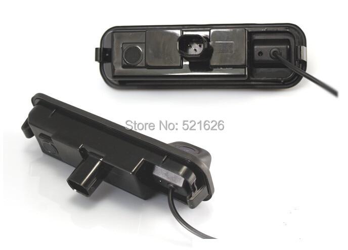 HD барвистий автомобіль камери - Аксесуари для інтер'єру автомобілів - фото 2