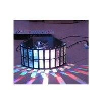 Супер стрелка свет дома праздник show Рождество проектор dj оборудование 4 шт. 3 Вт RGBW