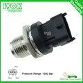 Diesel Fuel Rail Pressão Sensor Para Hyundai H1 Starex H-1 H200 H 200 Satellite 2.5 CRDi 0281002908