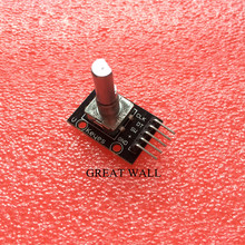 20pcs/lot Rotary Encoder Module Brick Sensor Development for arduino Dropshipping KY-040