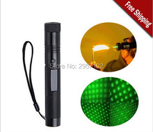 Cost price high power Powerful military 5w 5000MW 532nm green laser pointers focusable burning match burn