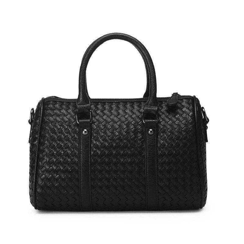 Ladies Stylish Knitting Elegant Crossbody Bag Classy Woven Pattern Stylish Women font b Handbag b font