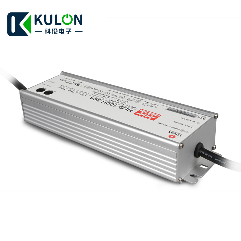 Original MEAN WELL HLG-100H-36A 100W 36V 2.65A Waterproof LED driver adjustable meanwell power supply with PFC function Original MEAN WELL HLG-100H-36A 100W 36V 2.65A Waterproof LED driver adjustable meanwell power supply with PFC function