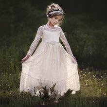 56c5dfefc  Champagne Negro azul marino rojo Color para niños niñas flor princesa boda  baile vestido de fiesta con gran lazo de manga larga.