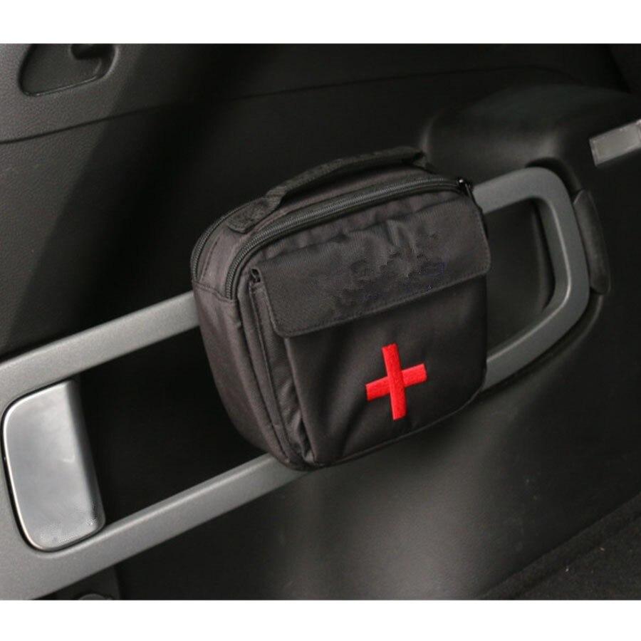 YAQUICKA Para Jeep Cherokee 2014-2016 Interior del coche Botiquín - Accesorios de interior de coche - foto 4
