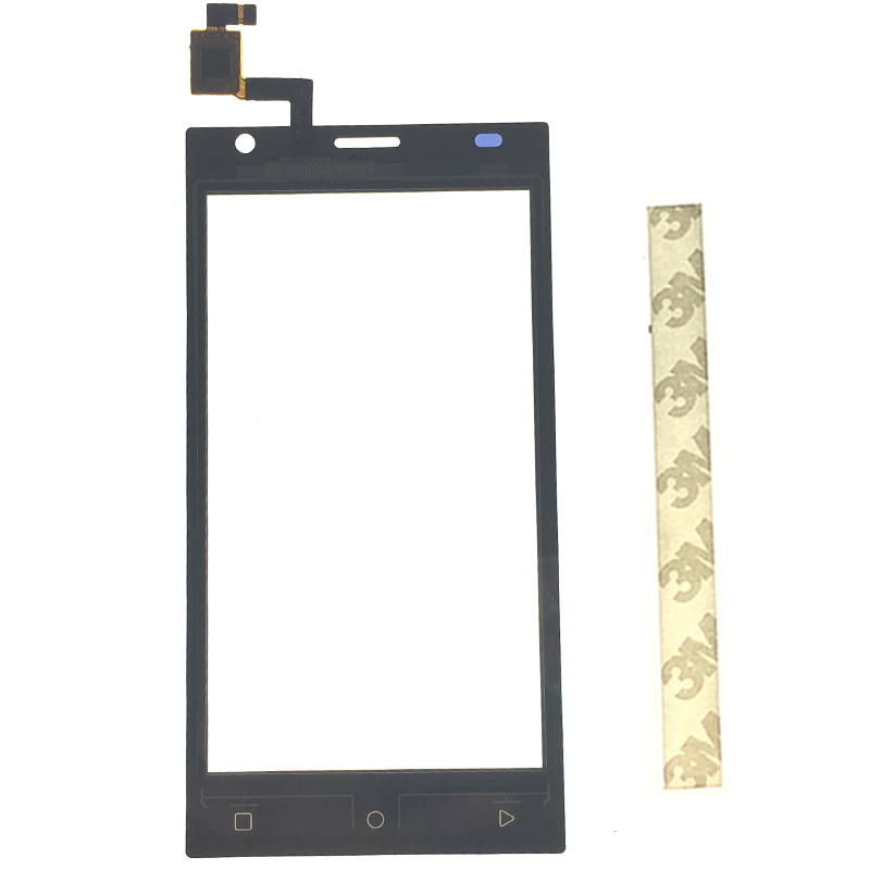 New Touch Screen For <font><b>Prestigio</b></font> Wize O3 PSP3458 PSP <font><b>3458</b></font> DUO LCD Display Front Outer Glass Panel Lens Cover Replacement Parts image