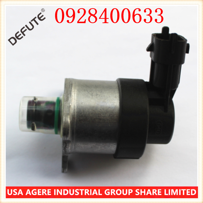 0928400633 Fuel Pump Regulator Metering Control Solenoid Valve 0 928 400 633 for Hyundai Kia 0928400633