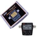 NOVA NISSEI SWR RS-70 Digital/Medidor De Potência HF 1.6-60 MHz 200 W Tipo M conector SWR Power Meter para HF Walkie Talkie Rádio em Dois Sentidos
