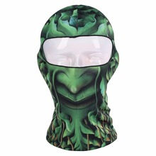 Cheap Outdoor Neoprene Neck Warm Half Face Mask Winter Veil For Sport MTB Bike Bicycle Motorcycle Ski Snowboard Free Shipping 3D