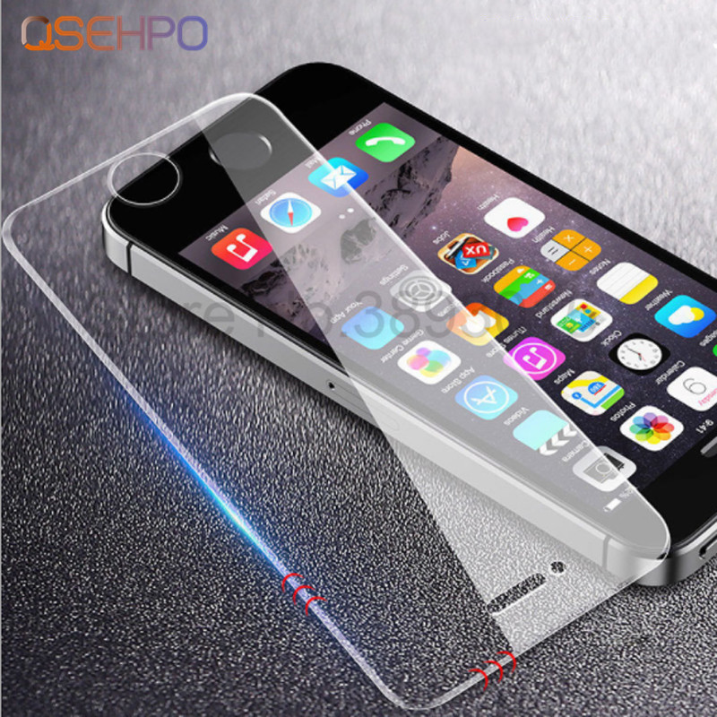 2.5D Full Cover Tempered Glass for Apple iPhone 5 5c 9H phone Screen Protector on the For iphone 5s SE safety Protective Film2.5D Full Cover Tempered Glass for Apple iPhone 5 5c 9H phone Screen Protector on the For iphone 5s SE safety Protective Film