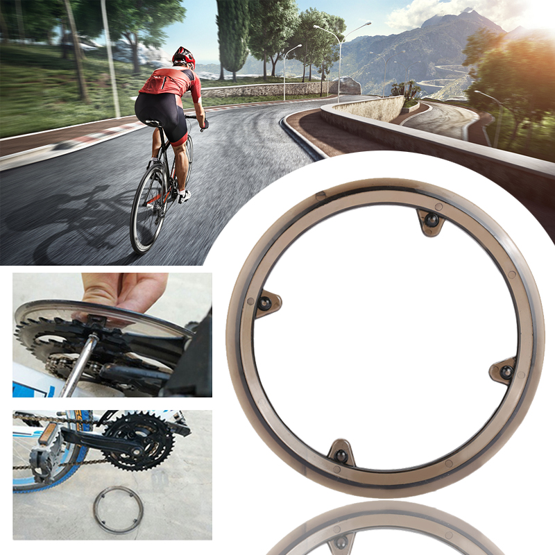 MTB Mountain Bike Bicycle Chain Protective Cover Anti-scratch Guard L