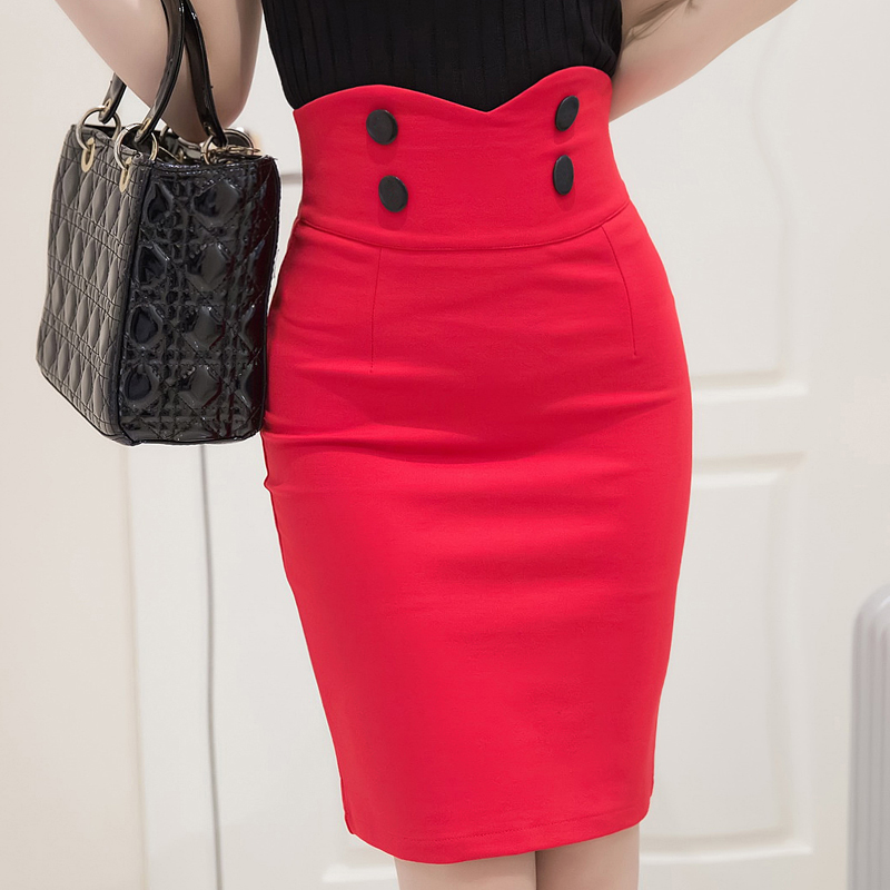 red pencil skirt page 2 - clothing