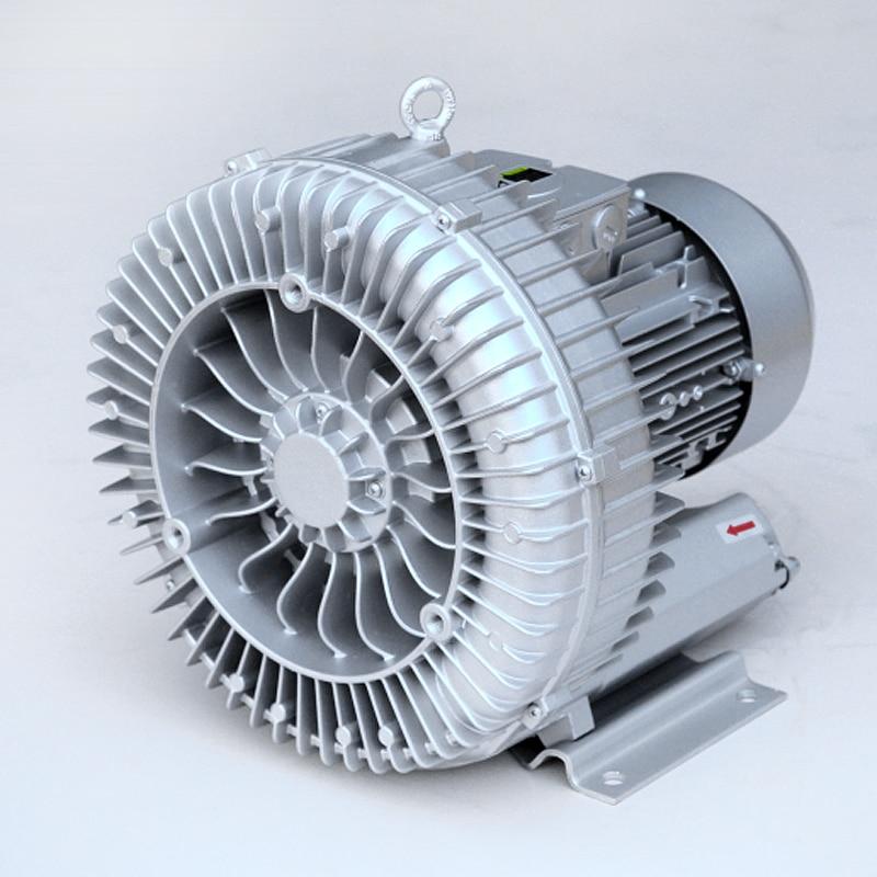 2 2KW three phase Ring Blower HR6C2200SW Regenerative Blower Air Blower