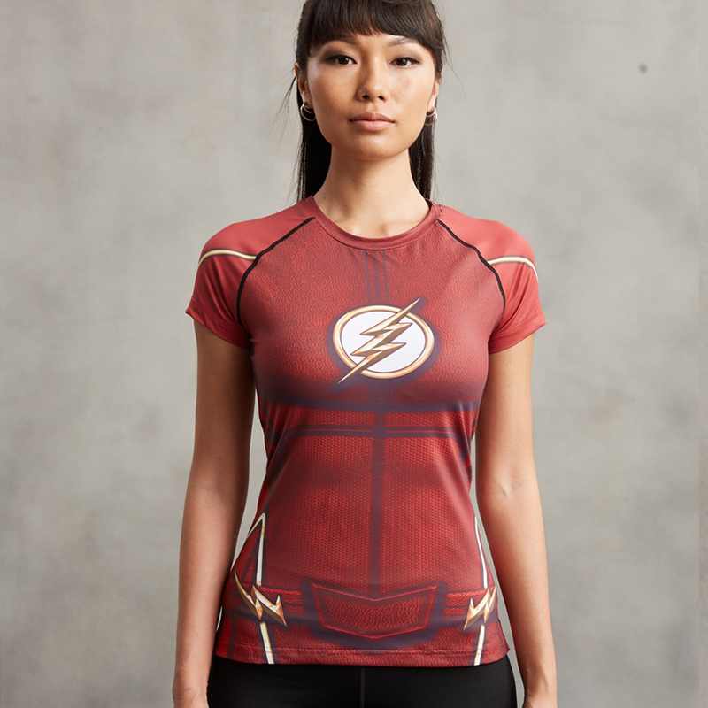 The Flash Red T Shirt Bestseries Shop
