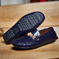 Shoes Men 2017 New Summer Suede Loafers Mens Casual Moccasins Flat Driving Shoes Genuine Leather Slip