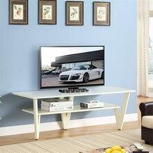 HZY-DSG-0001 Современная стильная из ДВП ламината твердой древесины Самшит ноги ТВ скамейка спальня ТВ стойка простая гостиная сборка ТВ шкаф
