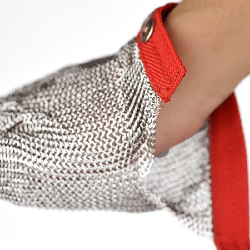 rękawice chroniące przed przecięciem z drutu stalowego z - Zestawy narzędzi - Zdjęcie 4
