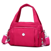High Quality Oxford Women Handbag Large Women Messenger Bag Lightweight Female Shoulder Bag Fashion Waterproof Women