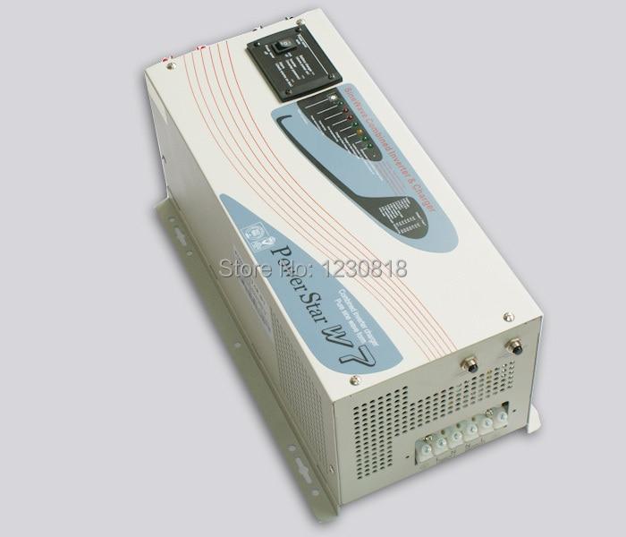 W7 инвертор сварочный аппарат 3000 Вт Мощность преобразователя Частоты инвертор ИБП низкой Частоты BEPW3000